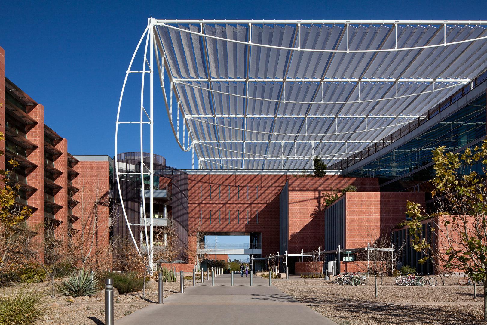 University of Arizona, Keating Bldg