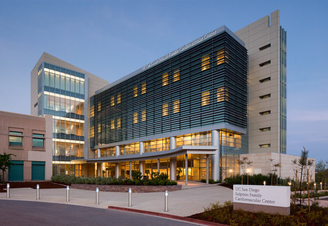 UCSD Sulpizio Family Cardiovascular Center