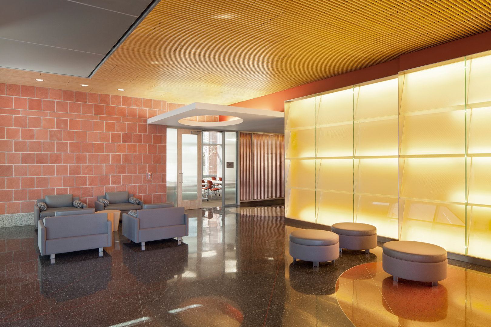 University of Arizona, MRB Lobby