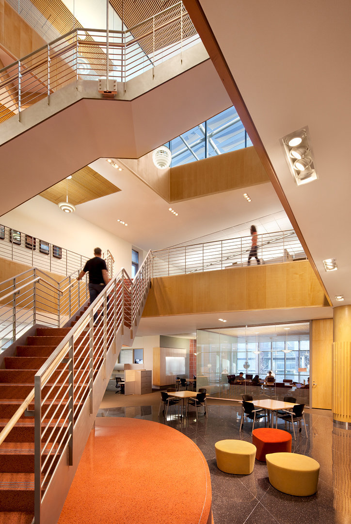 University of Arizona, Keating Bldg Atrium