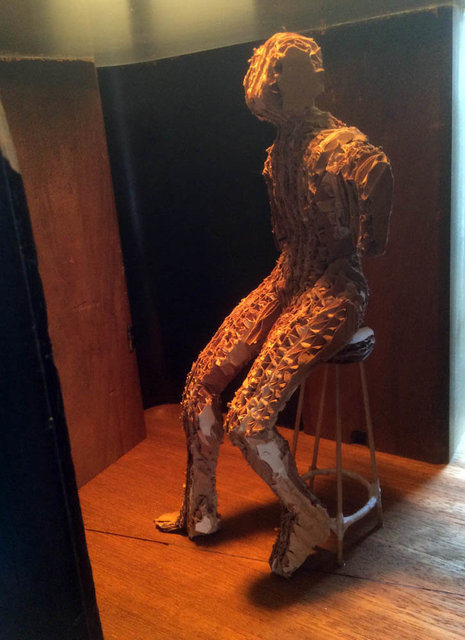 Nelis van Hulten, A non urgent sculpture A, 2008