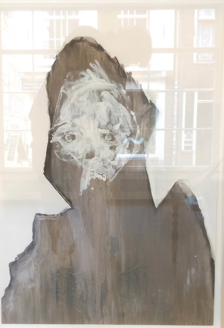 Nelis van Hulten, Alone, 2018