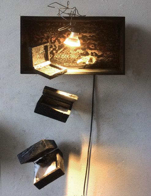Robert Broekhuis, BLACK BOX (collateral beauty), 2019