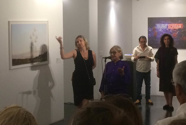 Opening by Director Virginia Monteverde and Critic Viana Conti