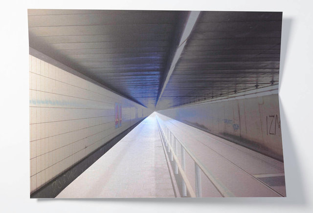 Charlie Koolhaas, Light at the end of the tunnel, 2017