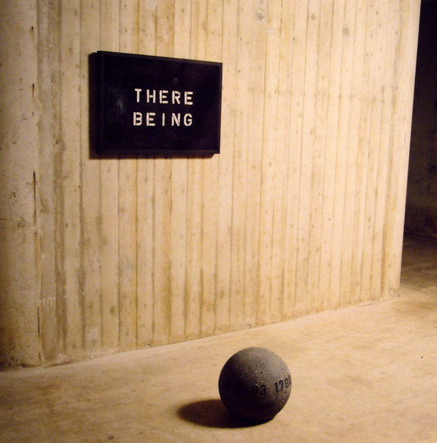 Wieke Ververs, There Being (installation)
