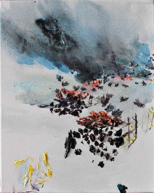 Jeroen Vrijsen, Burning landscape, 2016
