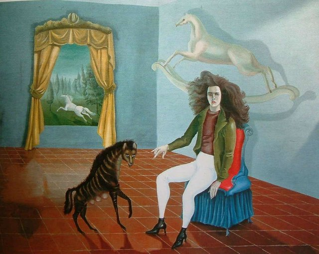 Leonora Carrington 1917 – 2011