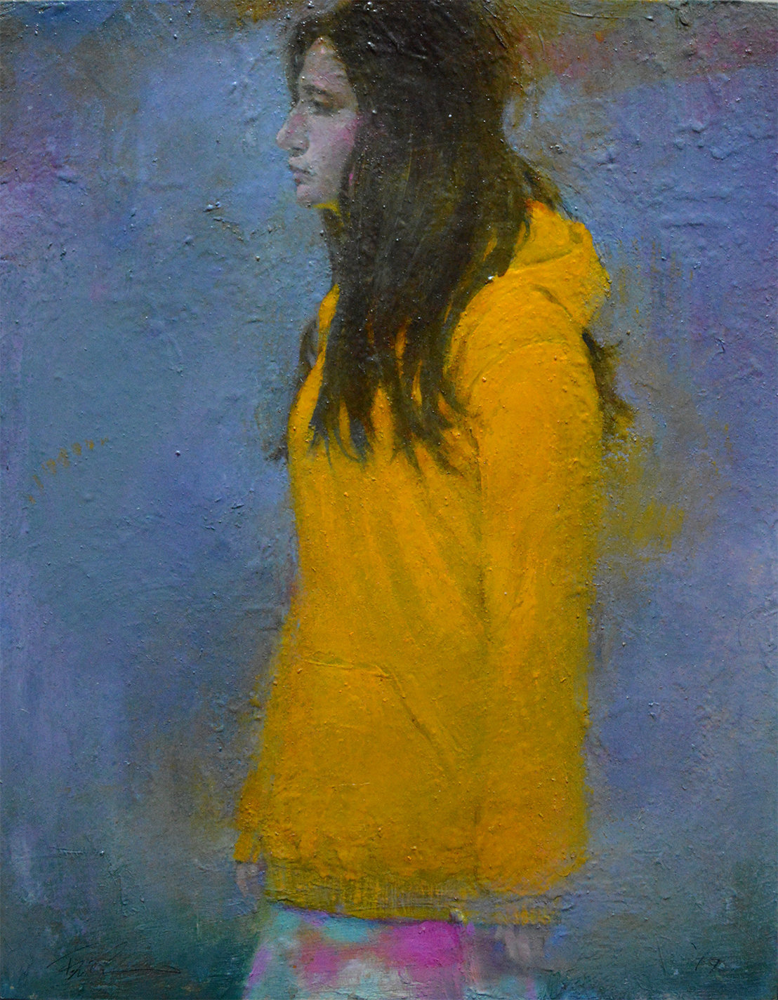 Carly in Yellow Hoodie - Felipe Echevarria.jpg