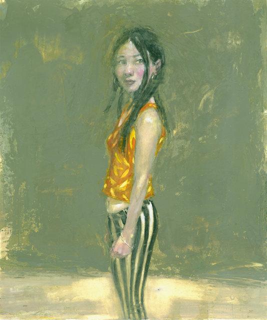Shione in Stripes - Felipe Echevarria.jpg
