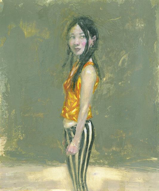 Shione In Stripes