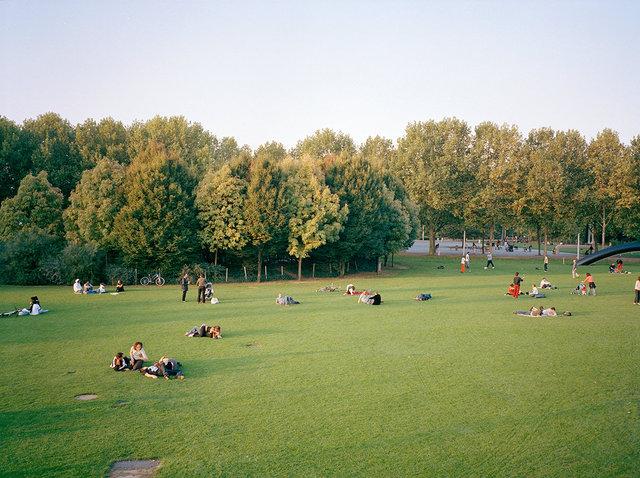Parc de la villette 3/Paris