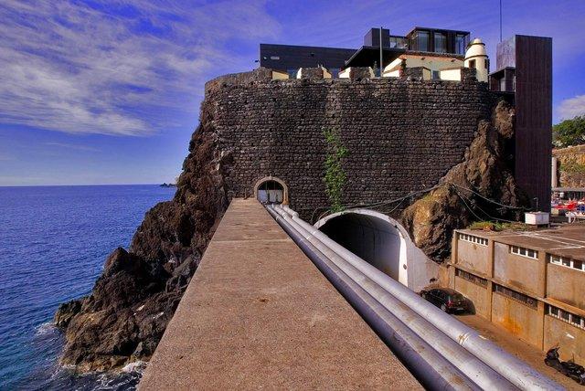 Nossa Senhora da Conceição do Ilhéu Fortification    Funchal, Madeira  