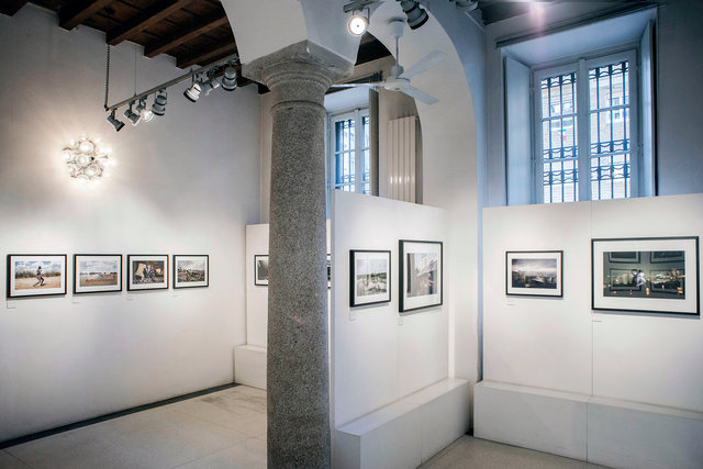 Belvedere gallery, Milan