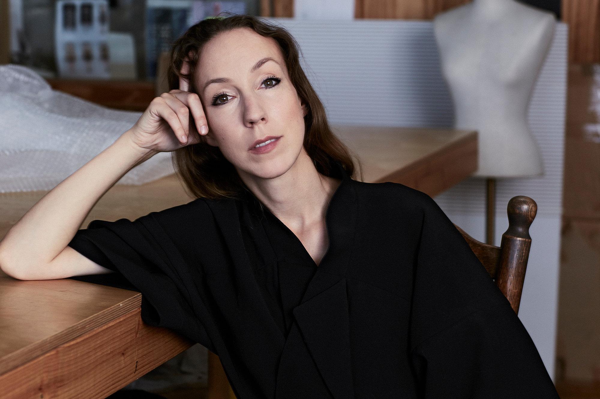 Iris van Herpen for Harpers Bazaar NL