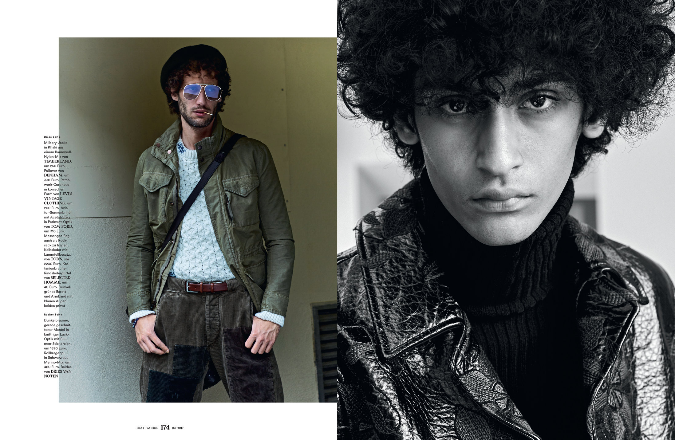 September ISSUE Best Fashion Germany