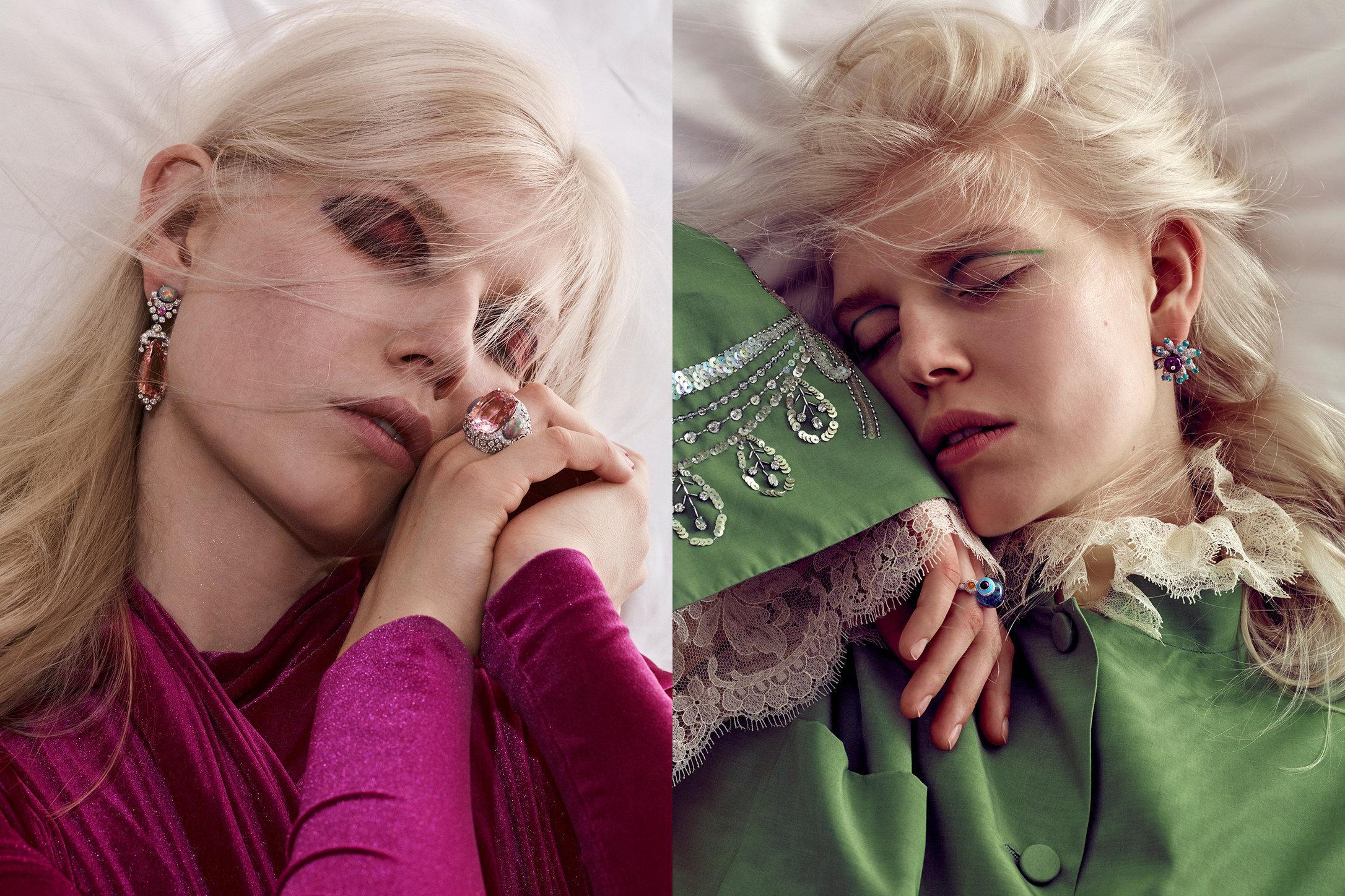 Harpers Bazaar Netherlands & Ukraine 2018