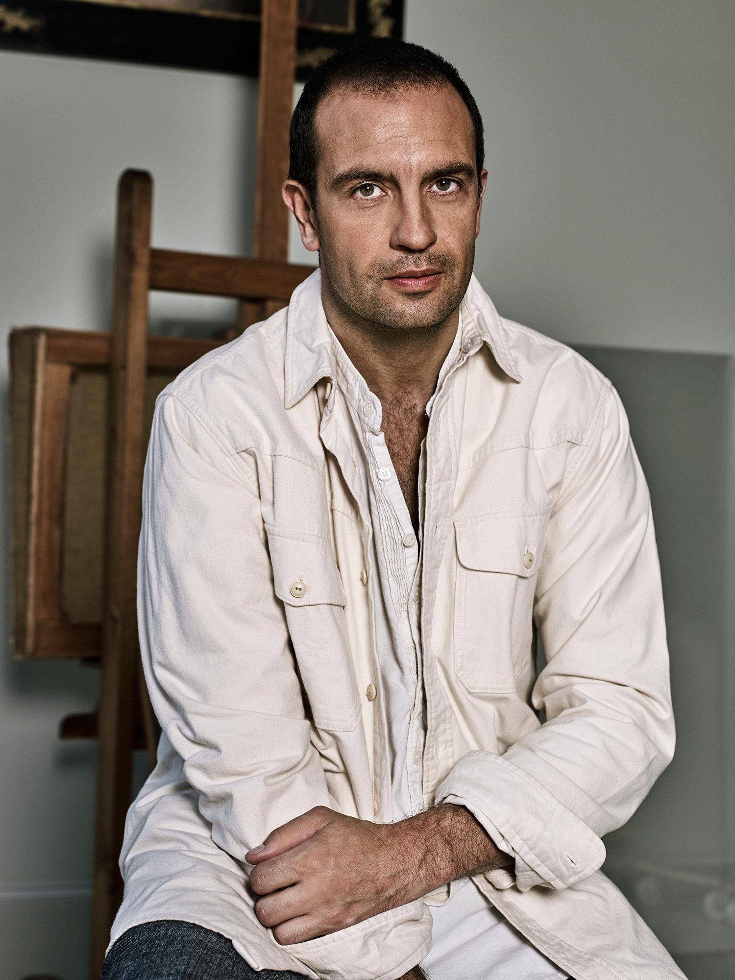 Jeroen Spitzenberger for Harpers Bazaar NL