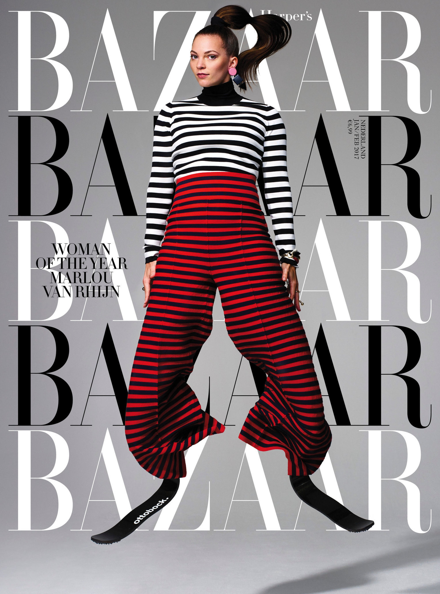 Women of the year issue 2016 Harpers Bazaar NL