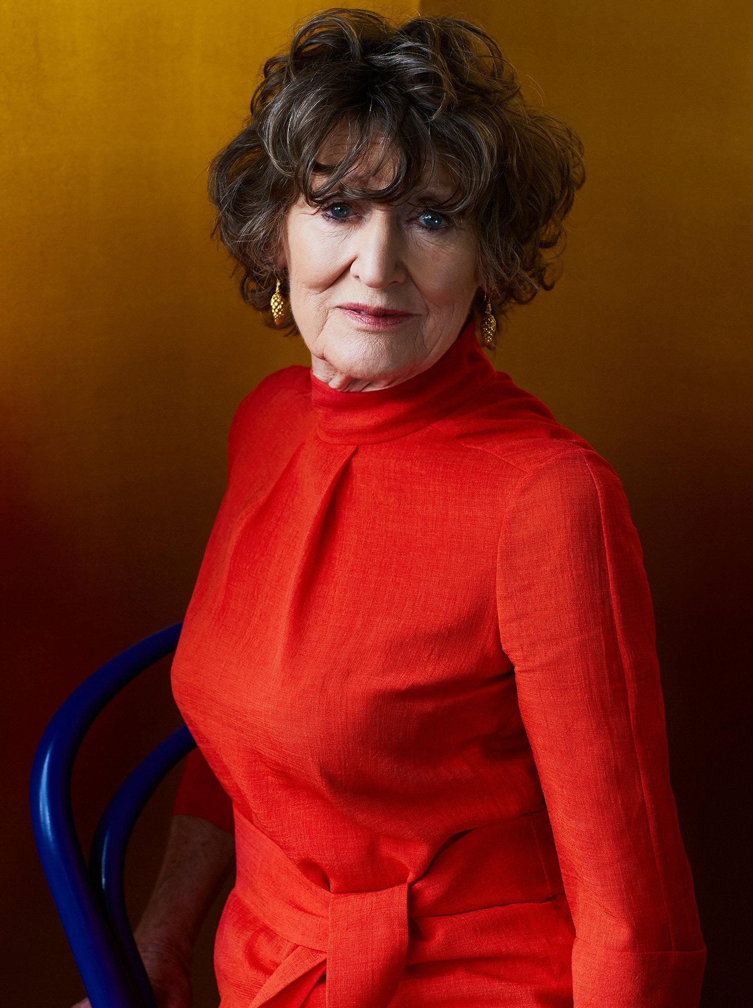 Hedy d' Ancona for Harpers Bazaar NL