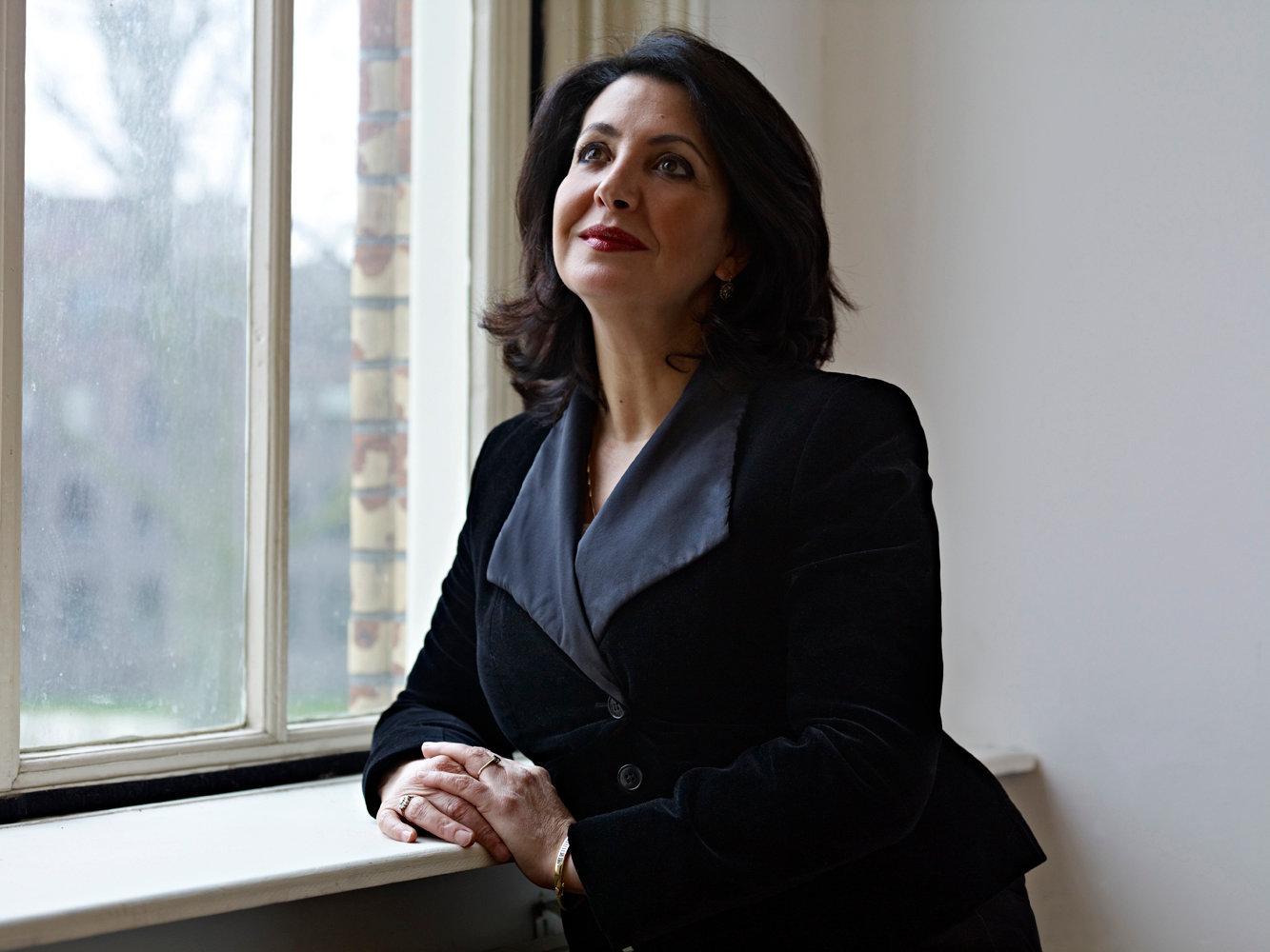 Kadjiha Arib for Volkskrant Magazine