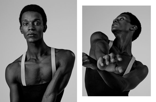 Daniel Robert Silva -balletdancer Dutch National Ballet
