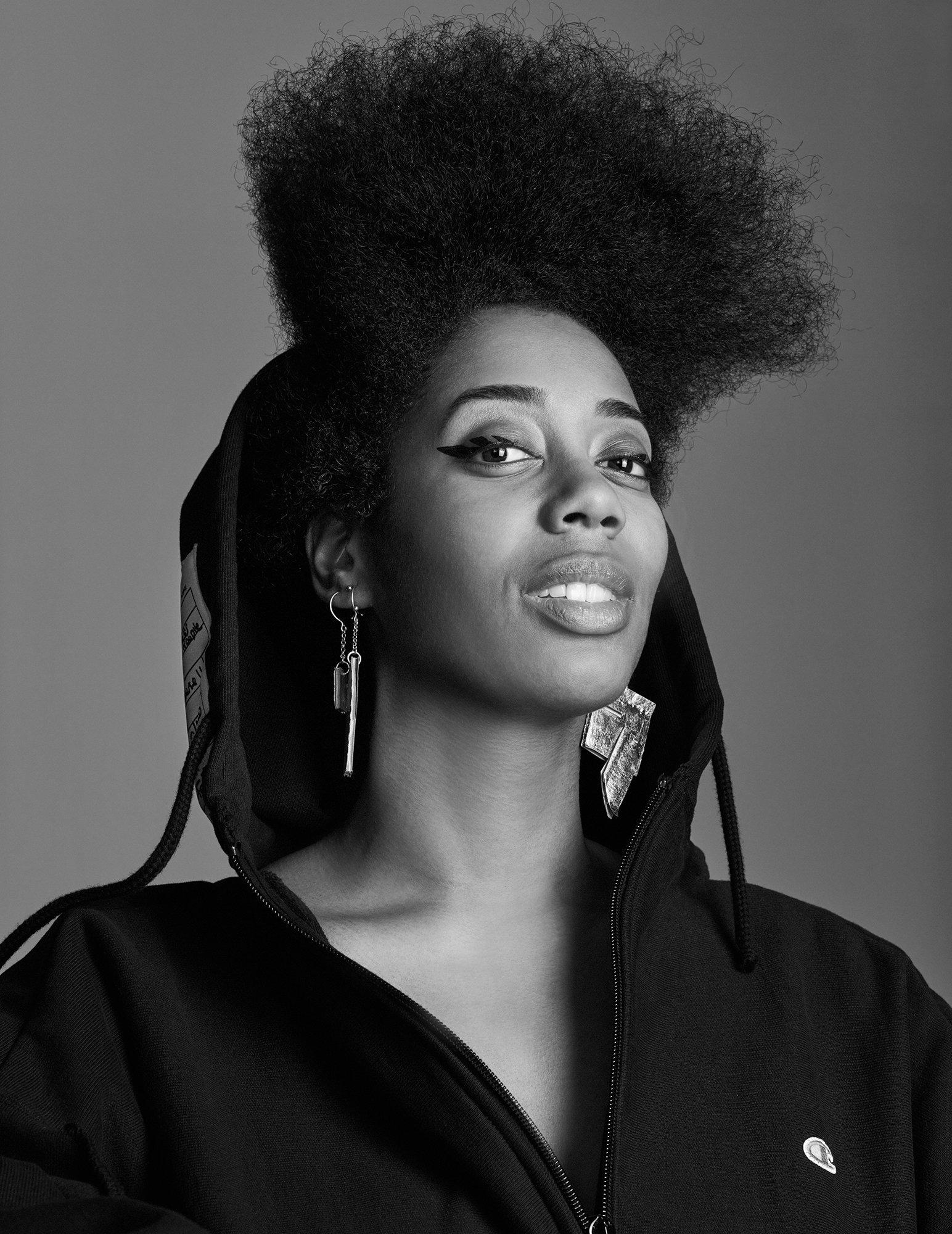 Stephanie Afrifa  for Vogue Netherlands