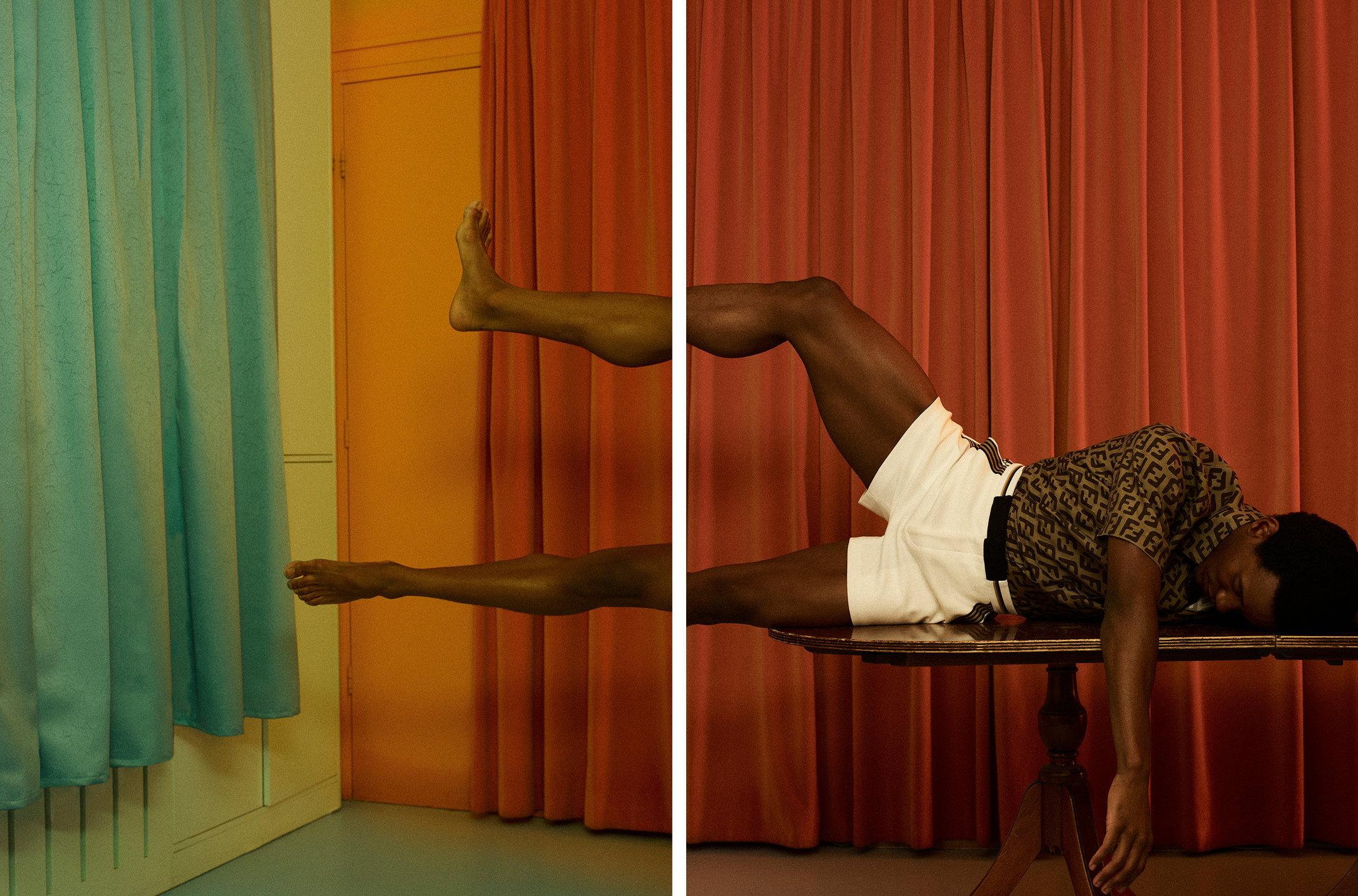 Daniel Robert Silva -balletdancer Dutch National Ballet