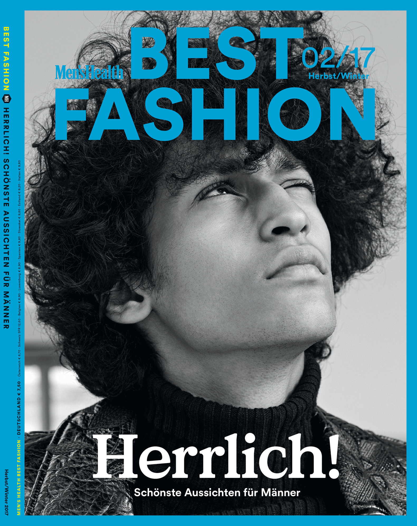 September ISSUE Best Fashion Germany (Supplement Mens Health)