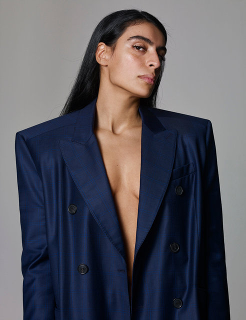 Sevdaliza  for Vogue Netherlands