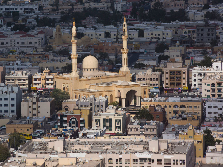 Mosque in Al Satwa - Dubai