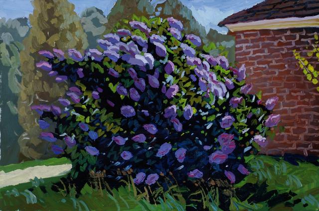 """Lilac- Kincardine, Ontario, 24 x 36"""""""