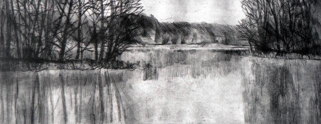 jezioro wulplinskie, sucha igla, 20x49