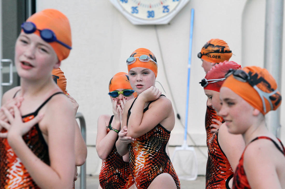 Swim Team - Wilson NC