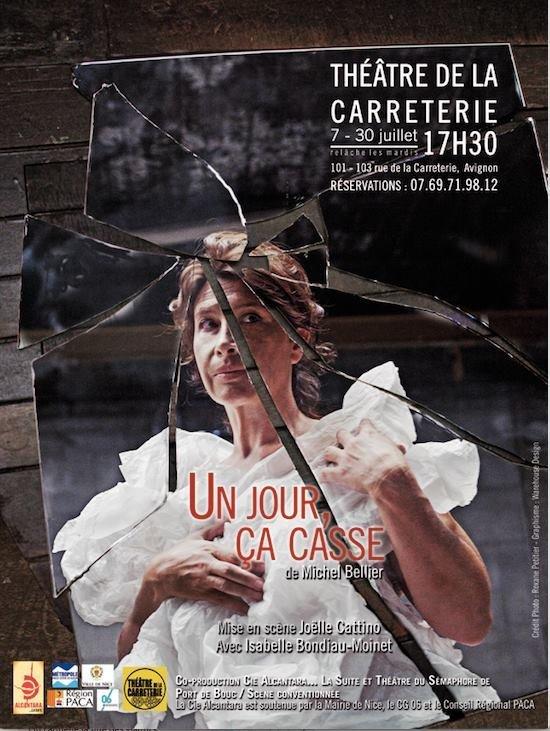 Photo pour l'affiche d'Un jour ça casse, 2016.