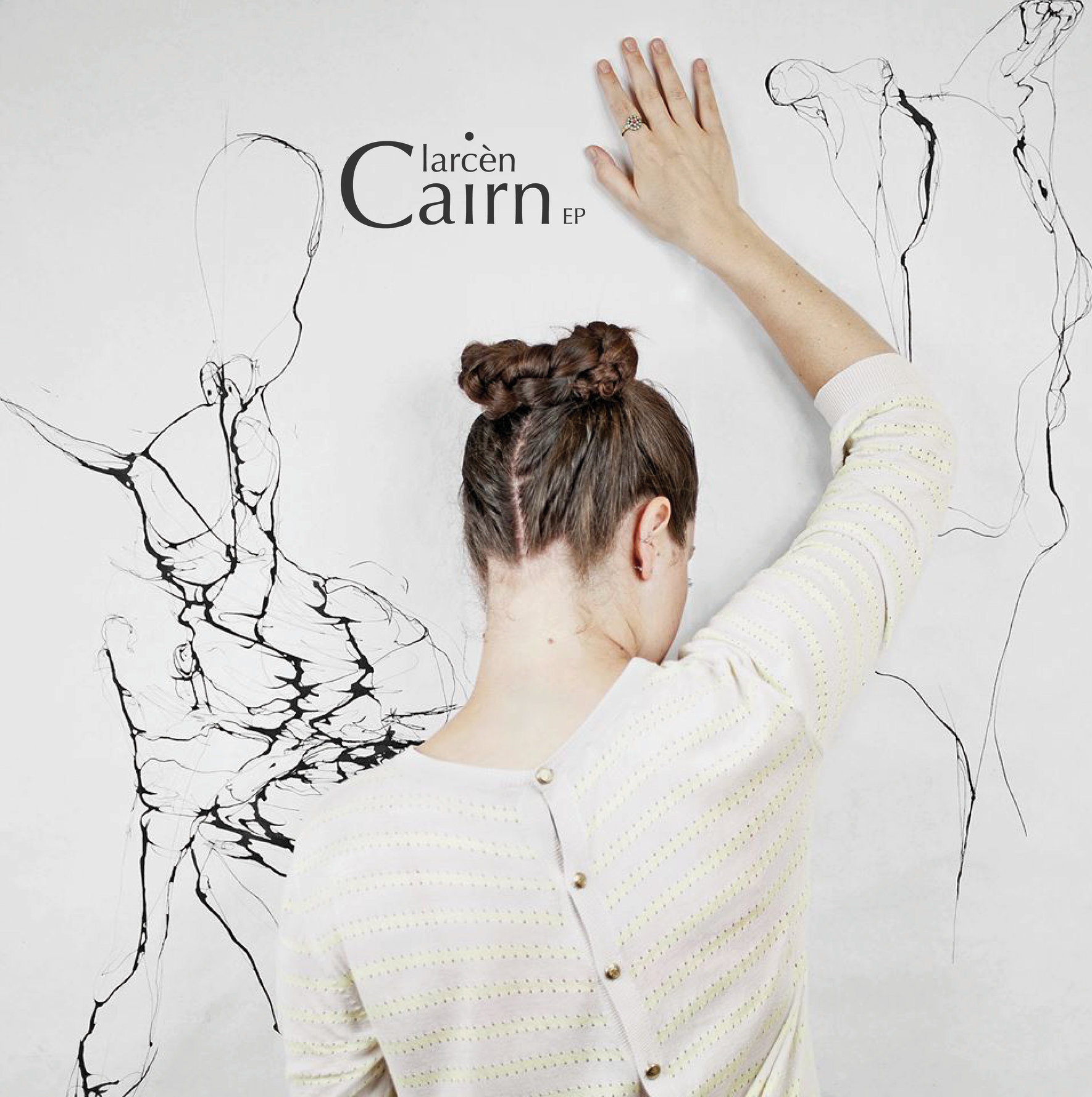 Photo pour l'EP de Clarcèn Cairn, 2013.