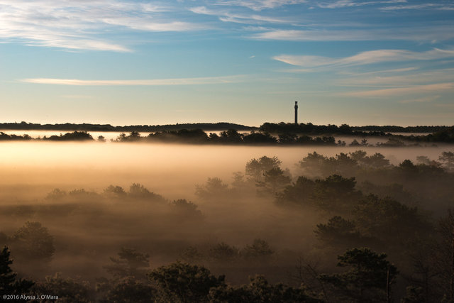 Province Lands Sunrise, Cape Cod, MA