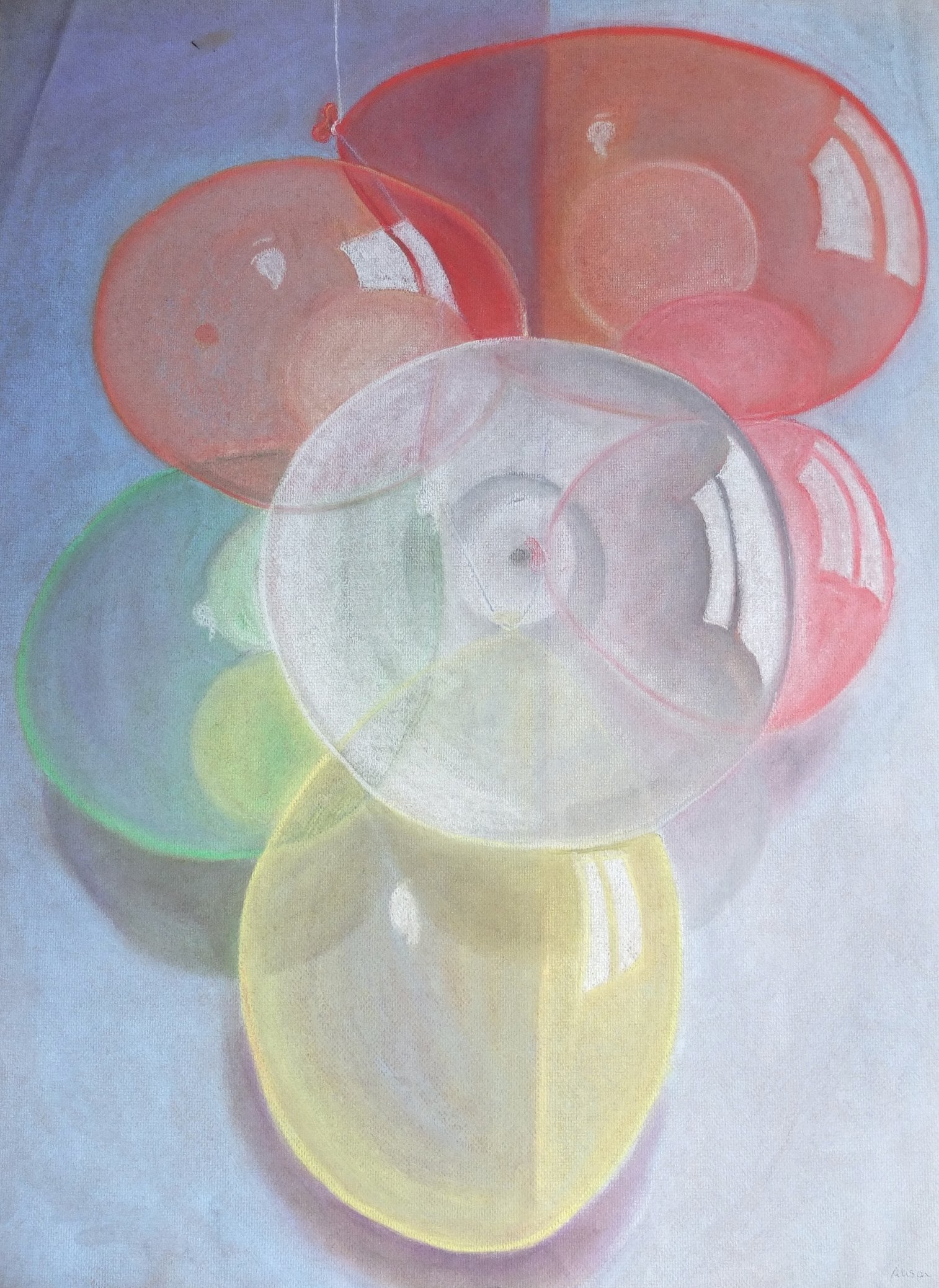 Balloons by Alison Gracie