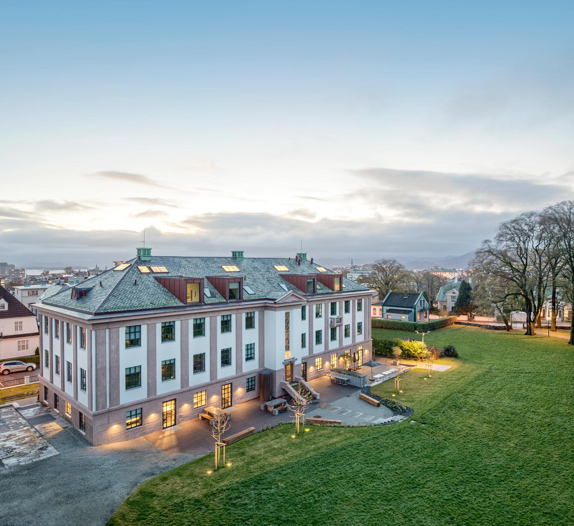 Brandsberg-Dahls Arkitekter