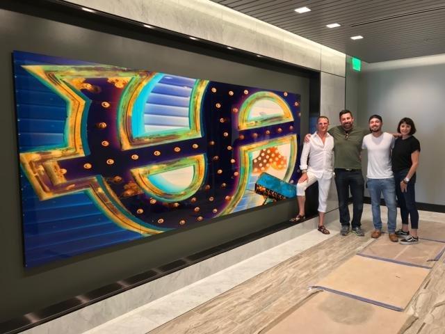 Howard Hughes Foundation, Las Vegas
