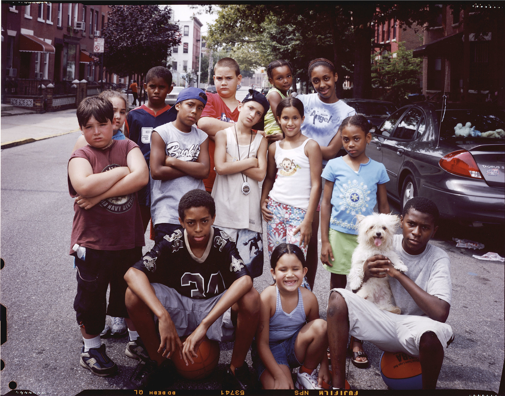 Kids from 8th st. Brooklyn, NY