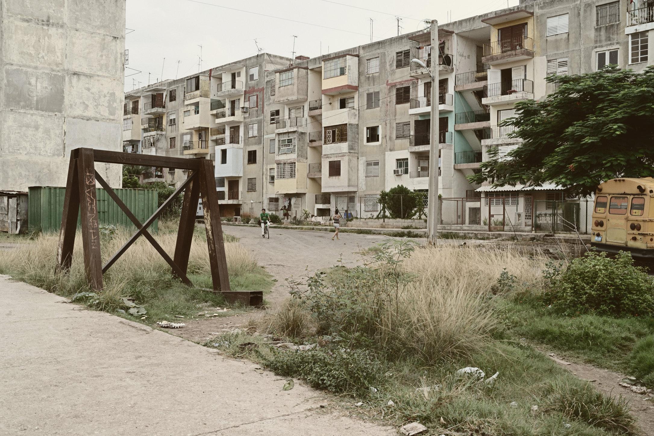 2015 | Alamar, Ciudad de La Habana [Cuba]