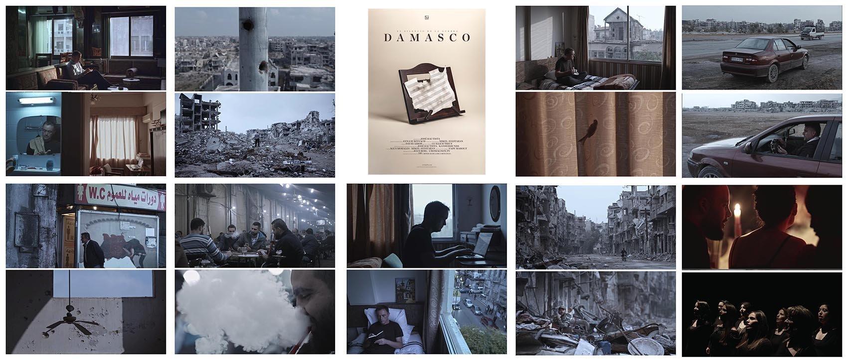 """""""The silence of war. Damascus"""""""