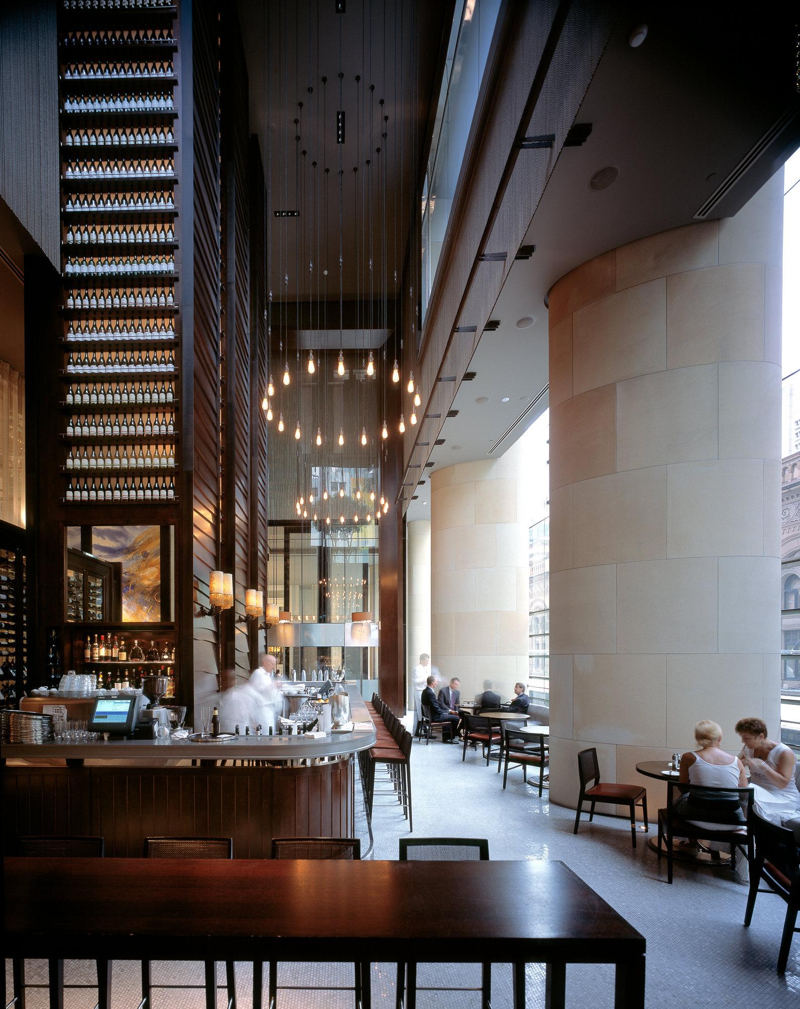 Glass Restaurant, Hilton Hotel, Sydney