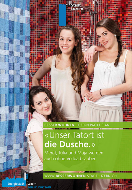 Energiesparen - Luzern packt's an!