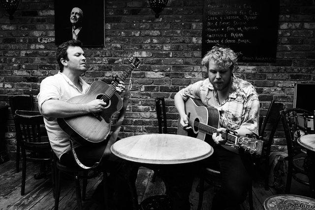 Dave Burn & Benjamin Folke Thomas