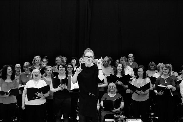 Love to Sing Choir Ealing.