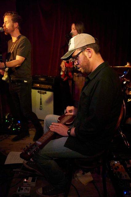 Will Shakleton Band