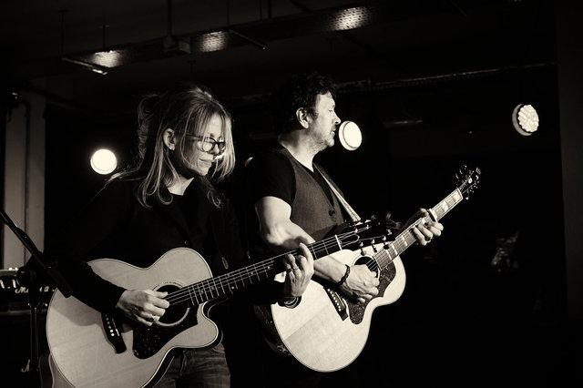 Brigitte DeMeyer & Will Kimbrough
