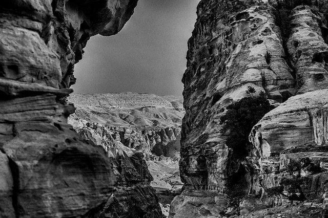 Petra, Jordanien, 2011